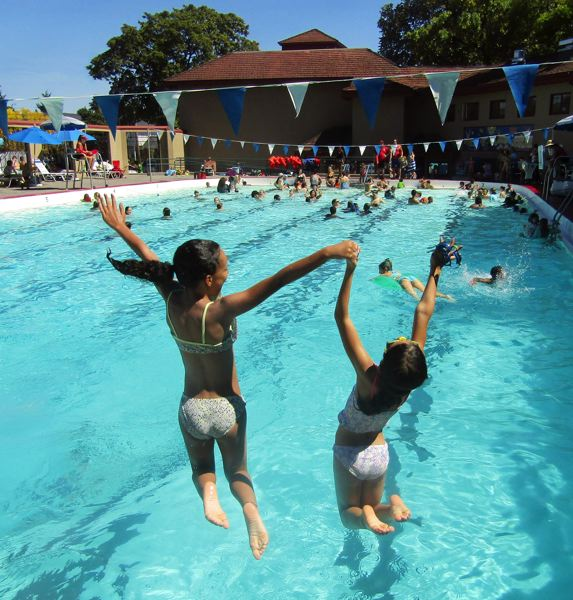 COURTESY: PP&R - Summer events are starting up around the city, including outdoor pools opening.
