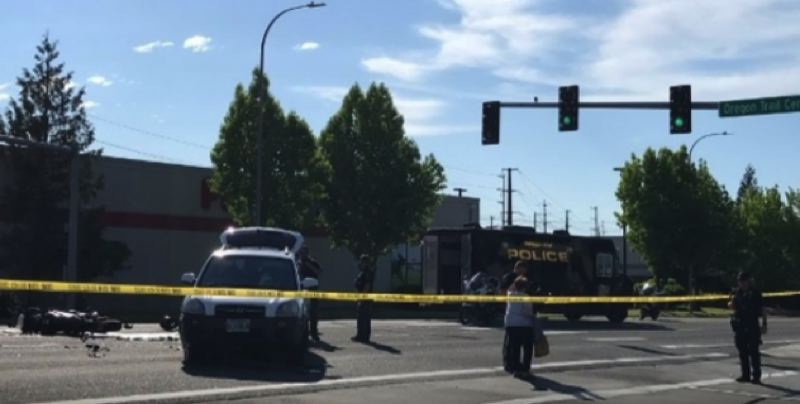 KOIN 6 NEWS - A Gresham teenager is dead after a crash on Wednesday, June 12.