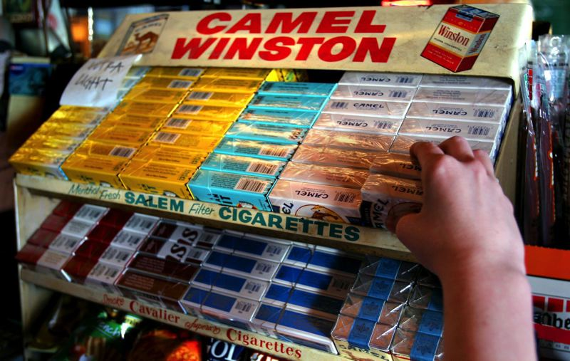 PMG FILE PHOTO - Oregon lawmakers could send a new tobacco tax to voters. The tax would provide money for the Oregon Health Plan.