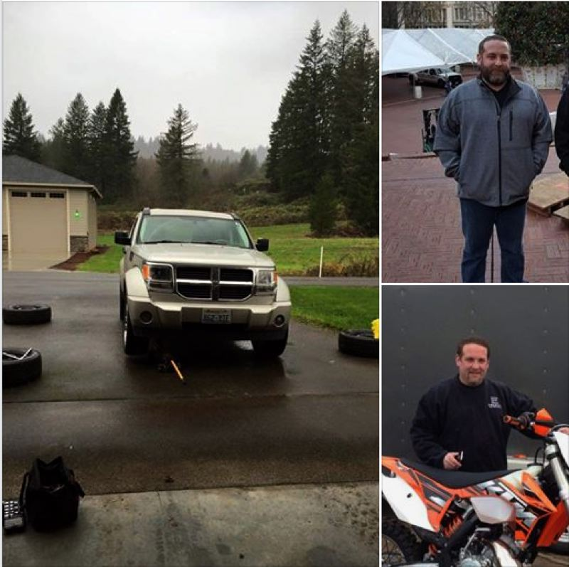 VIA CAMAS PD - Ryan Webb is shown here. He was last seen in the Clackamas County area.
