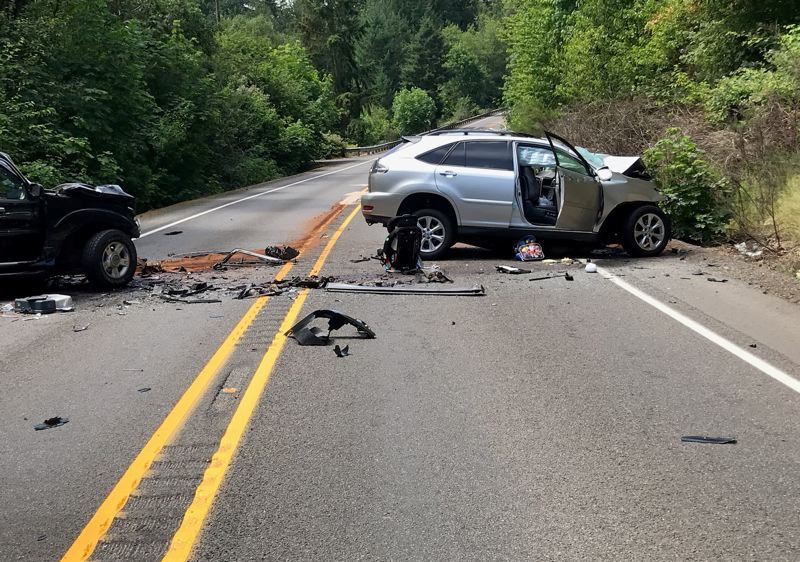 VIA MARION COUNTY - A serious head-on crash left two motorists dead in Marion County on Sunday, June 16.