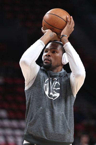 PMG FILE PHOTO: JAIME VALDEZ - KEVIN DURANT