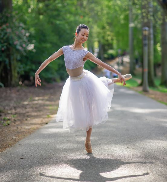 COURTESY: YE LI - Xuan Cheng continues to excel as a principal dancer with Oregon Ballet Theatre. 'Teaching makes me a better dancer,' she says.