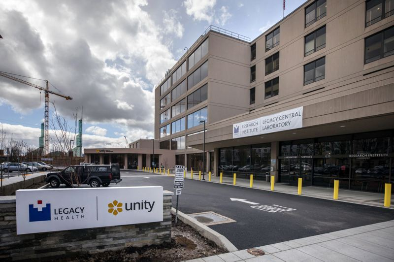 TRIBUNE FILE PHOTO - The Unity Center for Behavioral Health, set up in 2017 to handle emergency psychiatric needs for the region, accounted for 10 percent of trespass calls to police in a recent one-year span. Many of those trespassed were homeless or mentally ill, according to a new report from Disability Rights Oregon.