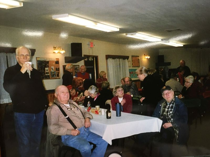 COURTESY PHOTO - The Chuckwagon Breakfast at the Mt. Hood Lions Club spans two days, offering chances to win raffle prizes and turkeys, and enjoy a pancake breakfast.