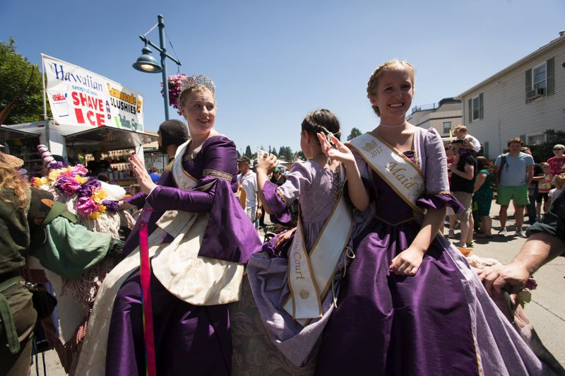 PMG FILE PHOTO - The committee organizing Sherwood's annual Robin Hood Festival meets monthly and volunteers are needed.