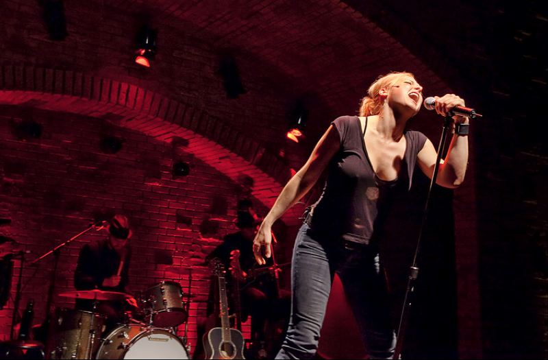 COURTESY: OWEN CAREY/PCS - Storm Large performs special engagements of her autobiographical show 'Crazy Enough,' June 25-30.