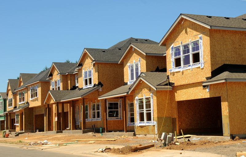 PMG FILE PHOTO - A housing option bill to allow construction of attached housing in most residential land-use zones was approved by the House and goes to the Senate for action.