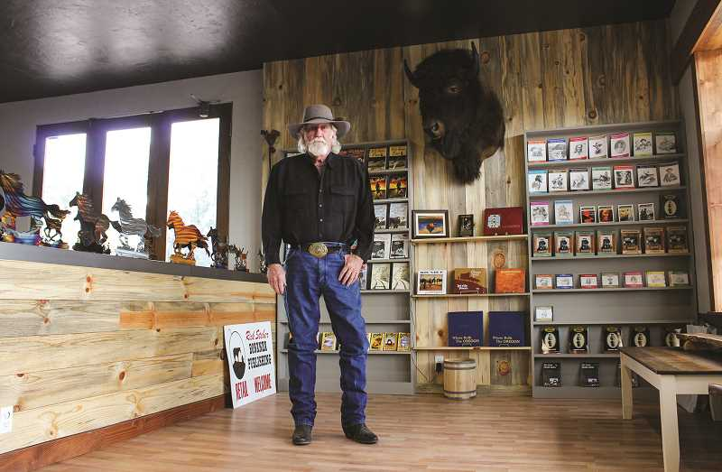 HOLLY SCHOLZ/CENTRAL OREGNONIAN