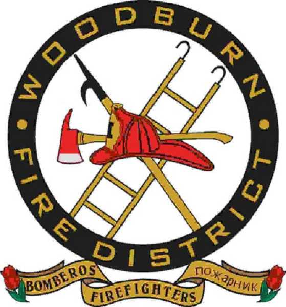 WOODBURN FIRE DISTRICT - Woodburn Fire District logo