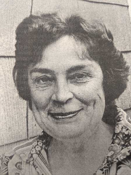 ARCHIVE PHOTO - In 1979, Eagle Creek resident Pat Anderson started writing a weekly advice column in The News.