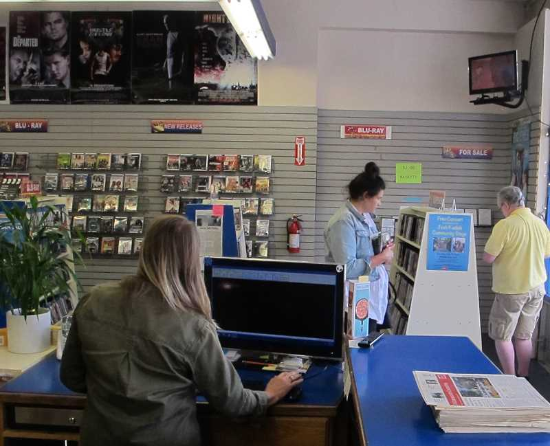 Impulse Video, at 6356 SW Capitol Highway, will be selling off its stock of DVDs and a few VHS tapes until it closes on June 30.