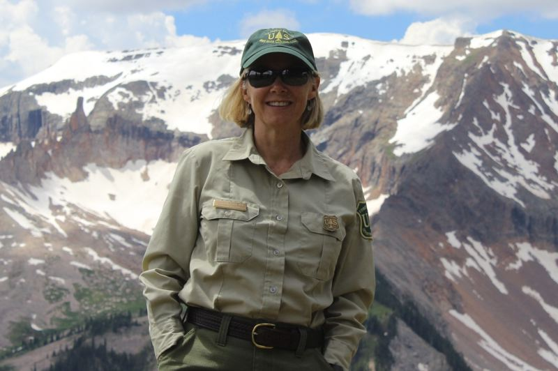 COURTESY PHOTO - Karen Schroyer will move to Oregon, start as deputy forest supervisor for the Mt. Hood National Forest in August.