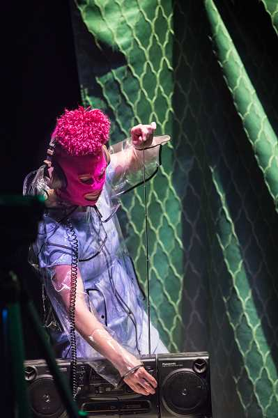 COURTESY PHOTO - Pacific University's Jacob Coleman directs 'Our Ruined House' in Portland this summer.