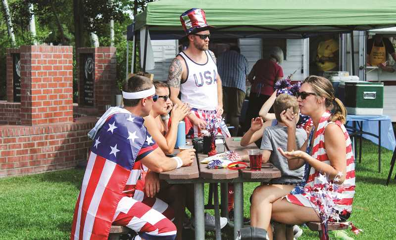 CENTRAL OREGONIAN - The Old-Fashioned Fourth of July Celebration will immediately follow the Independence Day parade at Ochoco Creek Park and features food vendors, field games, a bounce house and more for families to enjoy.