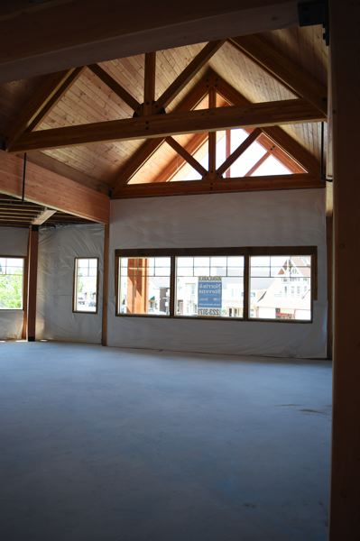 COURTESY PHOTO: BREMIK CONSTRUCTION - Bremik Construction is seeking tenants to occupy its new, unnamed building, whose Cascadian architectural design was chosen to complement the nearby Columbia River Gorge.