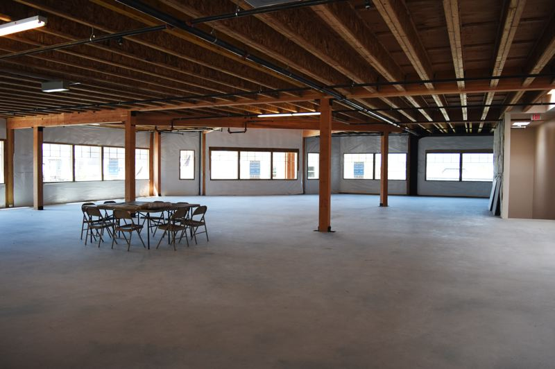 COURTESY PHOTO: BREMIK CONSTRUCTION - Space on the second floor can be built to suit tenants.