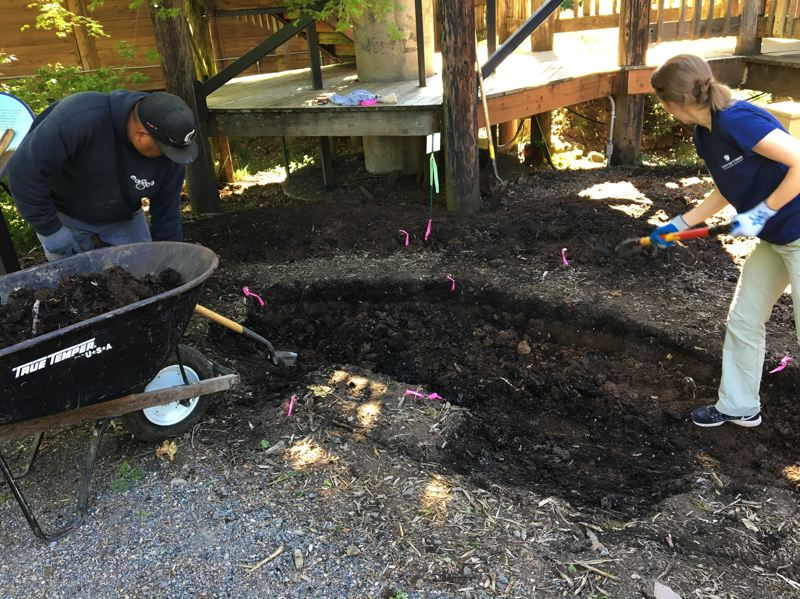 COURTESY PHOTO - Get an understanding of the process involved in erosion and sedimentation and their impacts on construction projects at a professional workshop at the Clackamas Community College Environmental Learning Center.