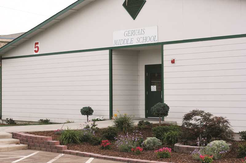 PMG PHOTO: PHIL HAWKINS - The Gervais School District has undergone considerable change in the 15 years since Stevens was an employee, including the consolidation of the district to a single campus.
