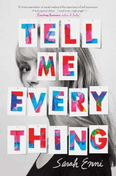 COURTESY PHOTO - Tell Me Everything