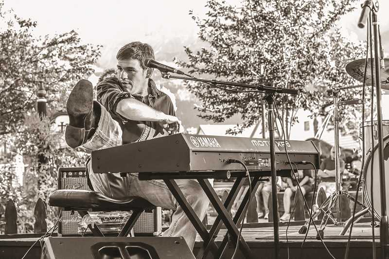 COURTESY PHOTO - Brady Goss will be on the beer garden stage during Canby's Independence Day Celebration on July 4.