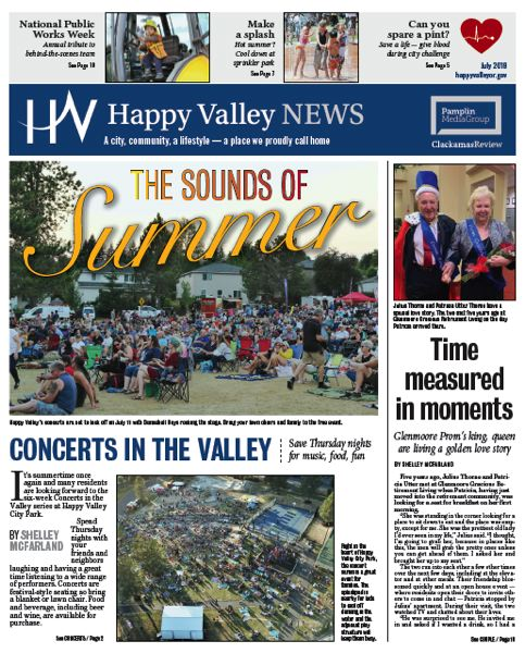 (Image is Clickable Link) Happy Valley News - July 2019