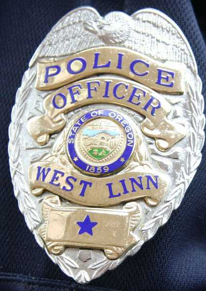 PMG FILE PHOTO - Information for the public safety column comes from the public records of the West Linn Police Department.