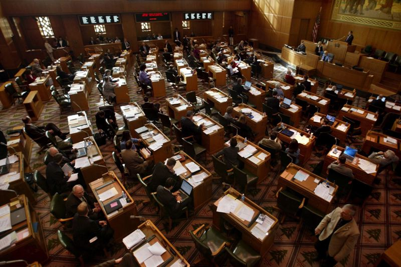 PMG FILE PHOTO - Even with a couple of rough patches, lawmakers say the 2019 legislative session was productive.