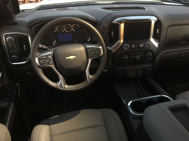 PMG PHOTO: JEFF ZURSCHMEIDE - The cabin of the 2020 Silverago is large and comfortable enough that you can drive it every day without getting tired.