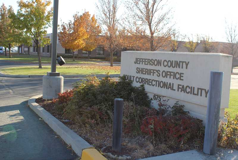 HOLLY M. GILL/MADRAS PIONEER - Jefferson County has signed a new agreement with Crook County for renting beds at the Jefferson County Correctional Facility. Because Crook County is about ready to open its new jail, the agreement is on a month-to-month basis.