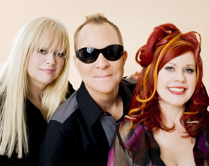 COURTESY: PIETER M. VAN HATTEM - The B-52s play the Oregon Zoo, Aug. 6, on their 40th anniversary tour.