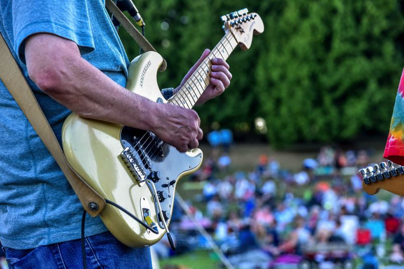 COURTESY: BEN BRINK/PP&R - Portland parks are filled with music all summer.