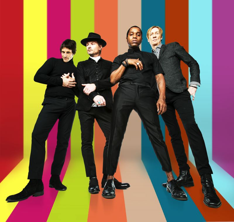 COURTESY: WATERFRONT BLUES FESTIVAL - The Waterfront Blues Festival has long wanted Vintage Trouble in its lineup, and now it features the band July 6.
