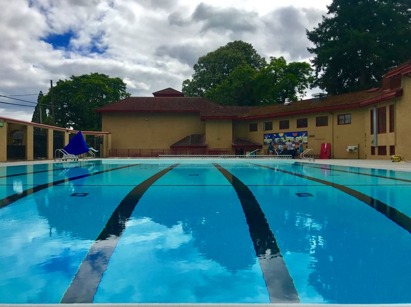 COURTESY PHOTO - The revitalization of Peninsula Pool in North Portland cost about $4.7 million.