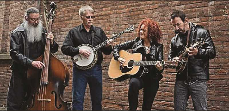 COURTESY PHOTO - Bluegrass quartet Roundhouse will open Woodburn's Music in the Park summer series, which has changed venues for the opening night to the Woodburn Fire District headquarters at 1776 Newberg Hwy. due to inclement weather.