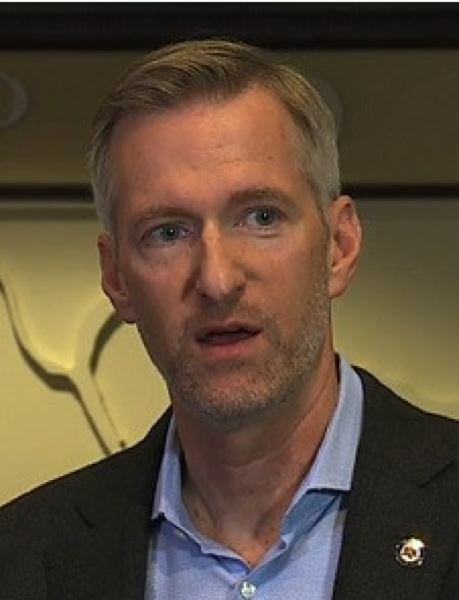 KOIN 6 NEWS - Mayor Ted Wheeler at his July 8 press conference.