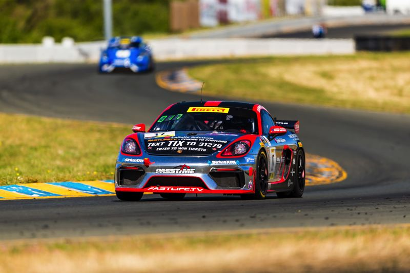 CONTRIBUTED - Fastlife.tv and Oregon racer Derek DeBoer are the presenting sponsors of the 59th Annual Rose Cup Races, held July 12-14 at PIR.