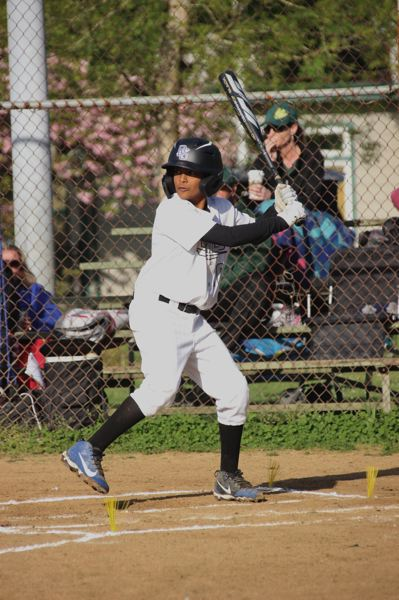 COURTESY PHOTO - Garg also plays in three baseball leagues.