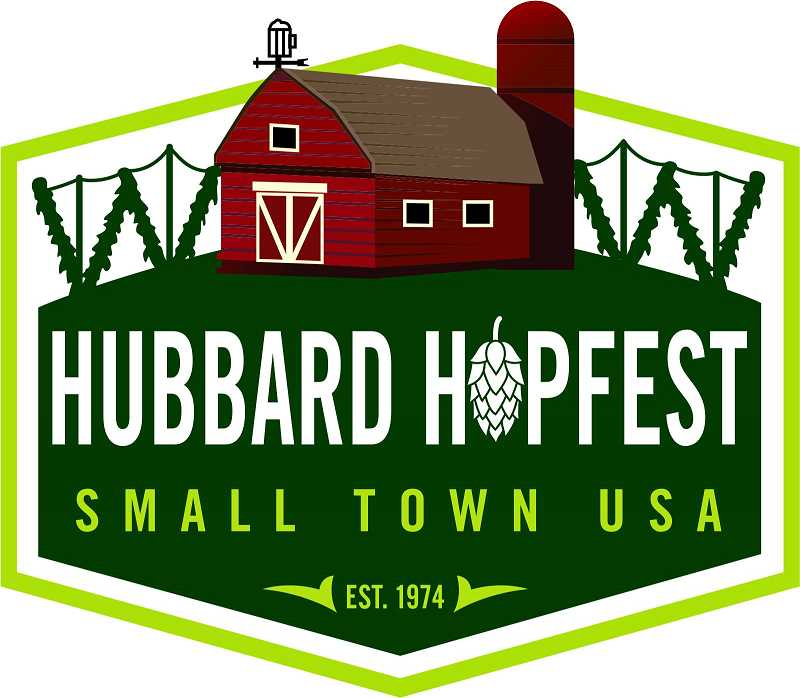 HUBBARD FIRE DISTRICT - Hubbard Hop Festival logo