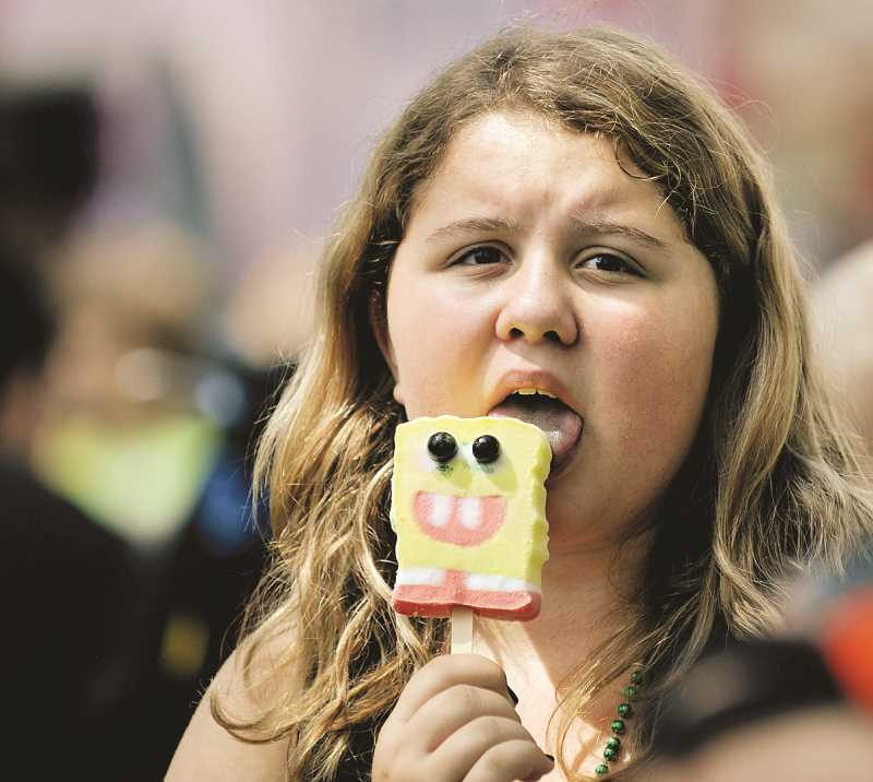 GRAPHIC FILE PHOTO - The midway is sure to offer all manner of treats during the four-day run of the festival.