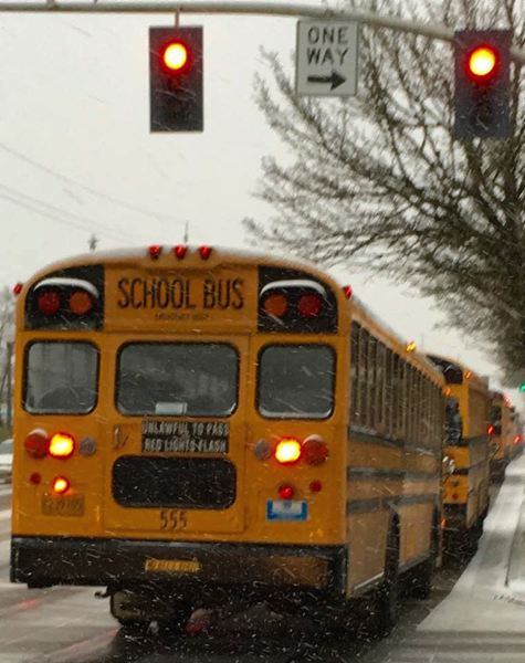 FILE PHOTO - A Beaverton school bus driver says the Beaverton School District violated Oregon employment laws by failing to accomodate a disability and retaliating against him for filing a workers' compensation claim.