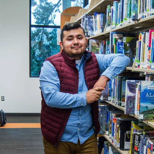 COURTESY PHOTO - Portland Community College Board member Alexander Días Rios hopes to inspire other young people to become politically active.