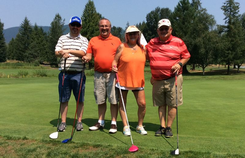 COURTESY PHOTO - Hoodland Women's Club fundraiser to include golf, good food and raffles galore on Aug. 22.