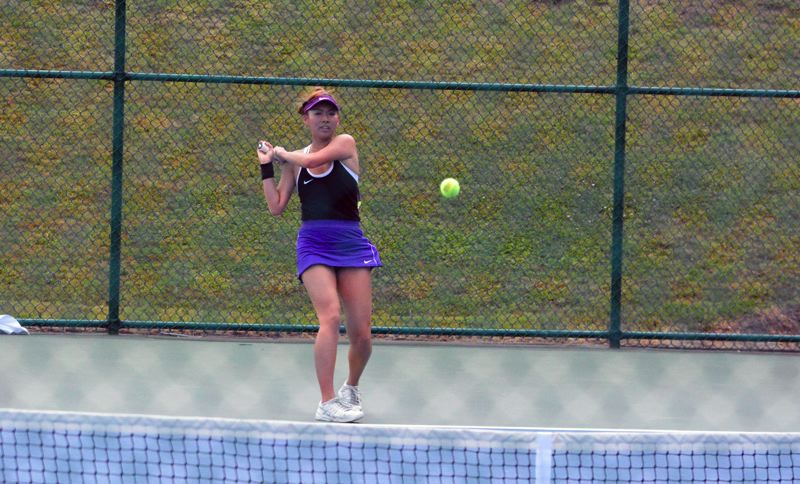 TIMES FILE PHOTO - Sunset singles star Serim Jin won an individual state championship and helped the Apollos take state as a team.