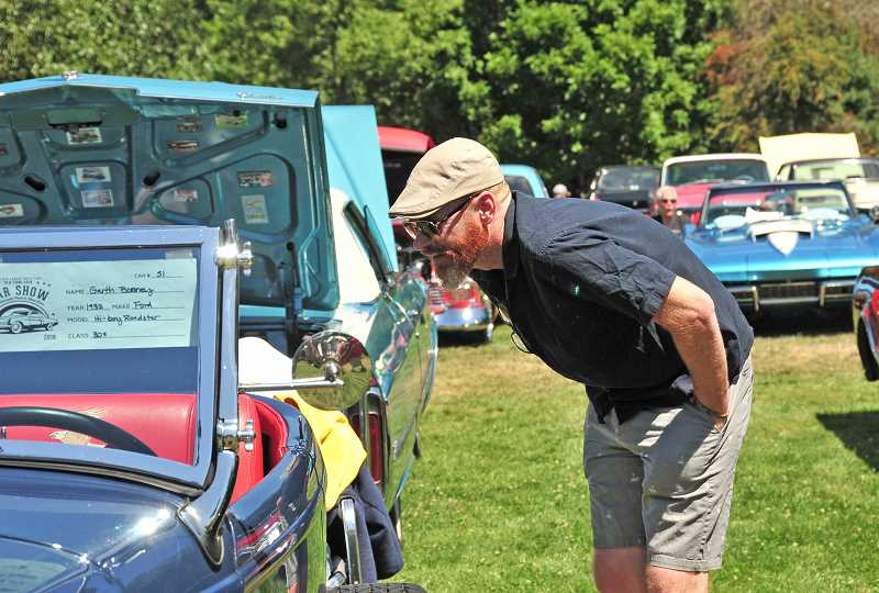 Classic cars, lumberjacks and old-timey water ski performers: find it all at West Linn's Old Time Fair.