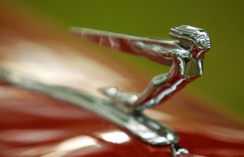PMG FILE PHOTO - This year's Concours d'Elegance features the history of Bentley and Packard vehicles.