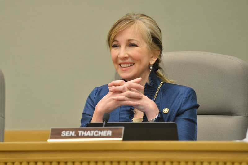 COURTESY PHOTO - Kim Thatcher represents Wilsonville in the state senate.