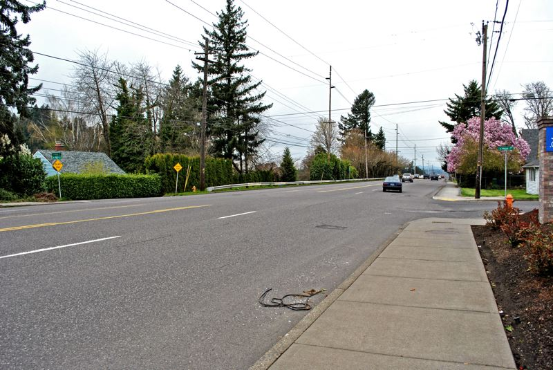 COURTESY PBOT - The expected cost of the Northeast 102nd Avenue Safety Project is $697,000.