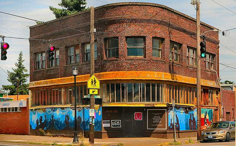 DAVID F. ASHTON - If all goes as expected, this inimitable building will again be the pride of the Foster-Powell neighborhood.