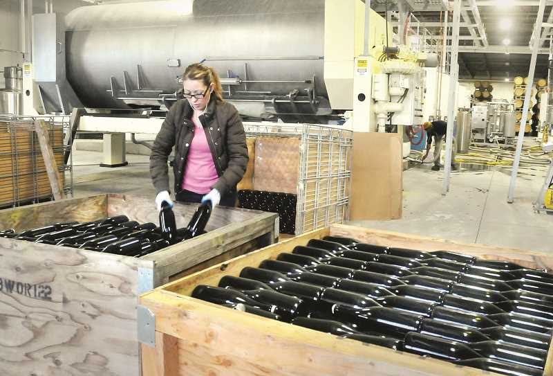 PMG FILE PHOTO - More than 30 winemakers from around the state will come together for a first of its kind event in early August, showcasing the diversity of vintages the Beaver State has to offer